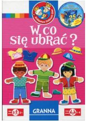 W co się ubrać? - zdjęcie zabawki, gry