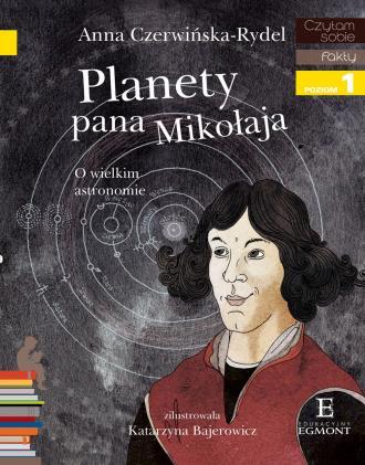 Planety pana Mikołaja - okładka książki