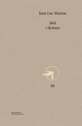 Idol i dystans - okładka książki