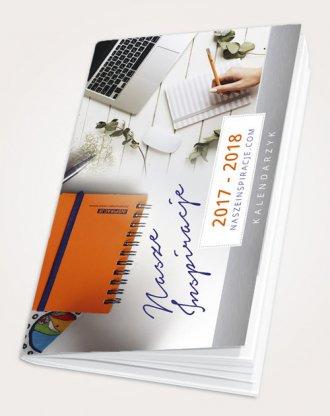 Kalendarzyk dwuletni 2017-2018 - okładka książki