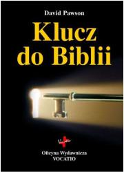 Klucz do Biblii - okładka książki