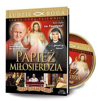 Papież Miłosierdzia - okładka filmu