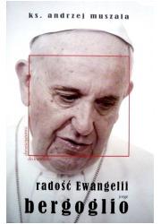 Radość Ewangelii Jorge Bergoglio - okładka książki