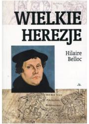 Wielkie herezje - okładka książki