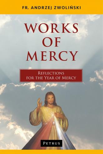 Works of mercy - okładka książki