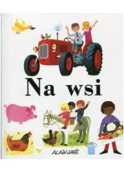 Na wsi - okładka książki