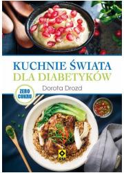 Kuchnie świata dla diabetyków - okładka książki