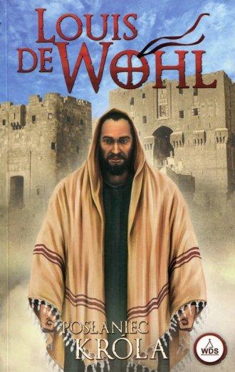 Posłaniec króla - okładka książki