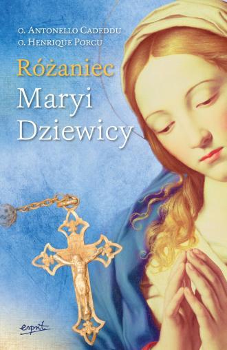 Różaniec Maryi Dziewicy - okładka książki