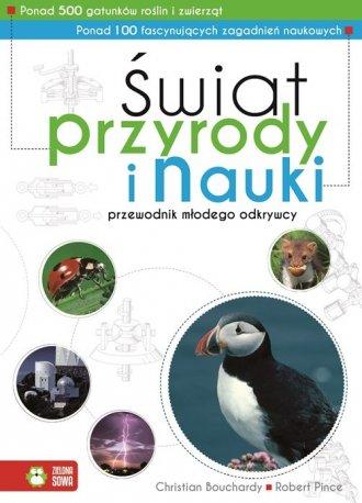 Świat przyrody i nauki. Przewodnik - okładka książki