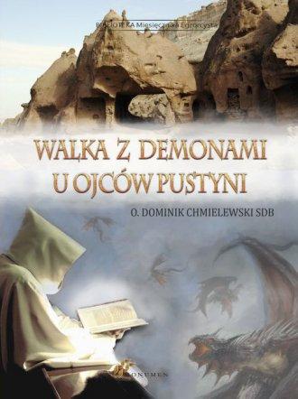 Walka z demonami u ojców pustyni - okładka książki