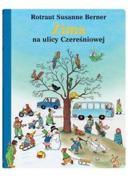 Zima na ulicy Czereśniowej - okładka książki