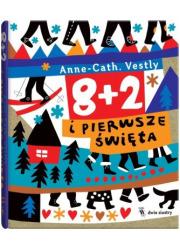 8 + 2 i pierwsze święta - okładka książki