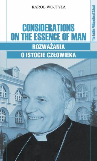 Considerations on the Essence of - okładka książki