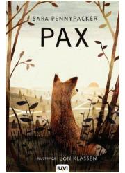 Pax - okładka książki