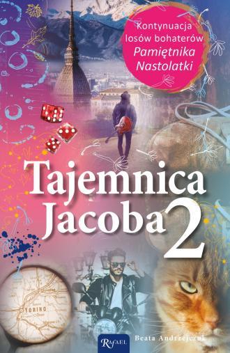 Tajemnica Jacoba. Tom 2 - okładka książki