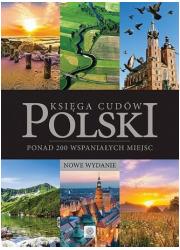 Księga cudów Polski - okładka książki