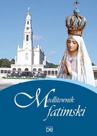 Modlitewnik fatimski - okładka książki