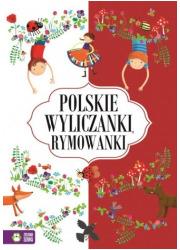 Polskie rymowanki i wyliczanki - okładka książki