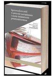 Sprawozdawczość w procesie zarządzania - okładka książki
