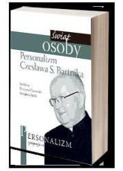 Świat osoby. Personalizm Czesława - okładka książki