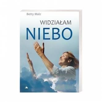 Widziałam Niebo - okładka książki