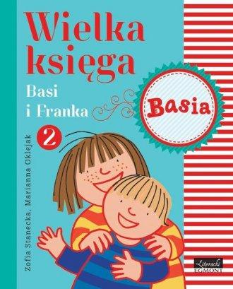 Wielka księga Basi i Franka 2 - okładka książki