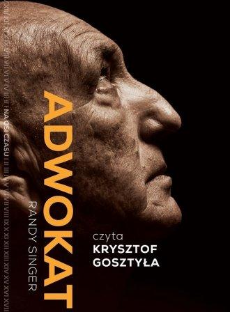 Adwokat. Czyta: Krzysztof Gosztyła - pudełko audiobooku