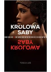 Królowa Saby - okładka książki
