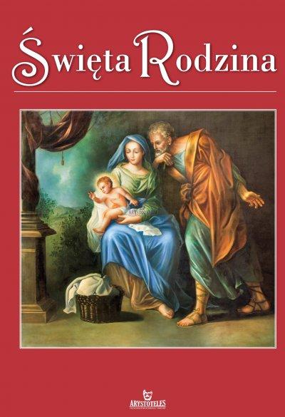 Święta Rodzina - okładka książki