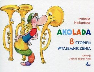 Akolada. 8 stopień wtajemniczenia - okładka książki