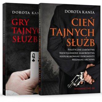 Gry tajnych służb / Cień tajnych - okładka książki