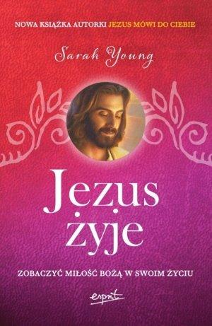 Jezus żyje. Zobaczyć miłość Bożą - okładka książki