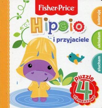 Hipcio i przyjaciele - okładka książki