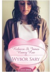 Wybór Sary - okładka książki