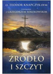 Źródło i szczyt - okładka książki