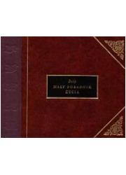 Duży mały poradnik życia - okładka książki