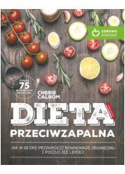 Dieta przeciwzapalna. Jak w 28 - okładka książki