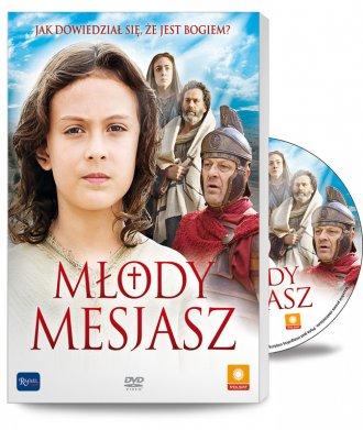 Młody Mesjasz (DVD) - okładka filmu