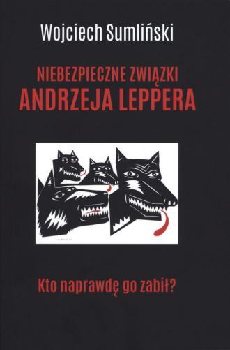Niebezpieczne związki Andrzeja - okładka książki