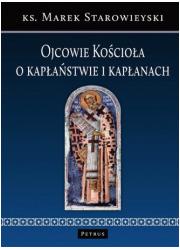 Ojcowie Kościoła o kapłaństwie - okładka książki