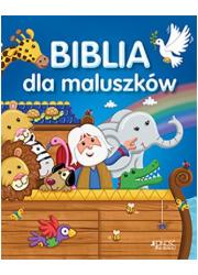 Biblia dla maluszków - okładka książki
