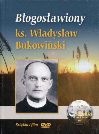 Błogosławiony ks. Władysław Bukowiński - okładka książki