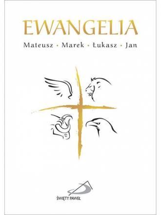 Ewangelia. Mateusz - Marek - Łukasz - okładka książki