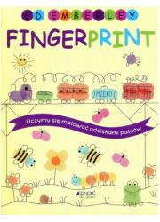 Fingerprint - okładka książki