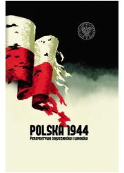 Polska 1944 - okładka książki