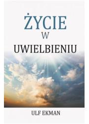 Życie w uwielbieniu - okładka książki
