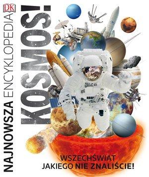 Kosmos. Najnowsza encyklopedia - okładka książki