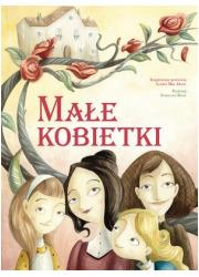 Małe kobietki - okładka książki