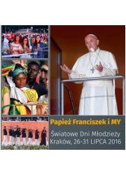 Papież Franciszek i MY. Światowe - okładka książki
